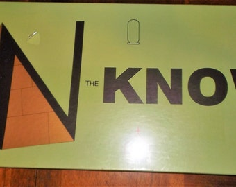 African American Board Game -N- The Know