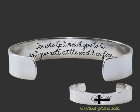 Graduation | Graduation Gift | College Graduation | Class of 2017 | High School Grad | Promotion | Be who God meant you to be | Korena Loves