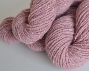 Lambswool Blend - Dusty Rose