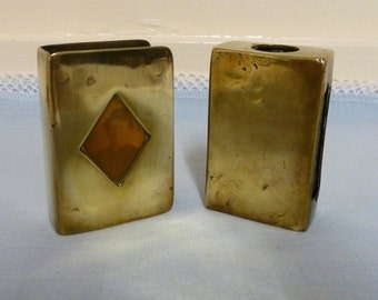 WW1 Trench Art Match Box Cover and Match Box Holder