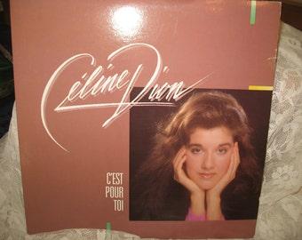 French album Céline Dion 1986