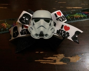 I <3 Star Wars Trooper Bow