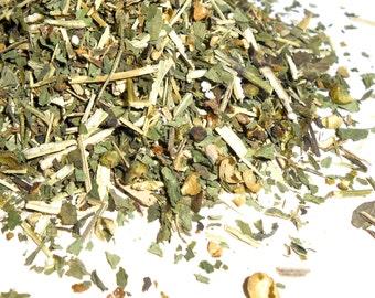 FIGWORT HERB, Organic - Scrophularia Nodosa - Throatwort, Carpenter Square, Kernelwort, Deilen Ddu, Rose Noble, Herbe du Siège - Useful Tea