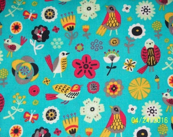 Birds of a feather by Camelot Fabrics