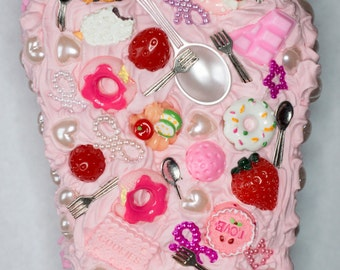 Pink Sweets Deco Box