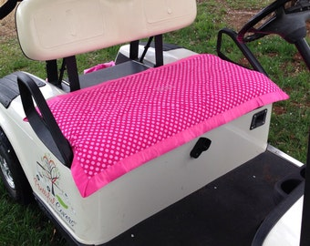 Golf Cart Seat Cover