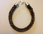 Horse Hair Jewellery  Keepsake bracelet from your own horses tail hair