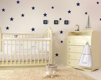 Aufkleberbogen Sterne - Sterne Aufkleberbogen 0026