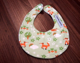 SALE Baby Bibs Set of 2
