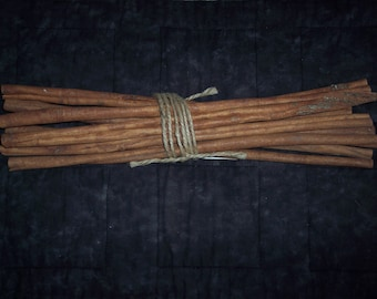 cinnamon stick bundle for crafts,appx 16 inches long,8 sticks,appx 12oz,natural