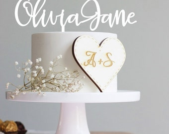 birthday, Cake Topper, 21, birthday with name, wedding cake topper,custom cake topper
