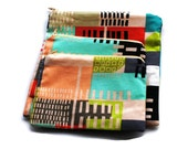 Reusable Sandwich Snack Bags set of 3 Zipper Jay McCarroll City Scape