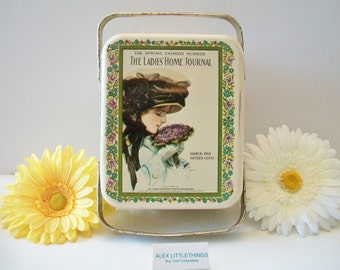 Vintage The Ladies Home Journal Tin