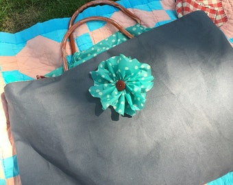 Large Picnic Tote Bag.