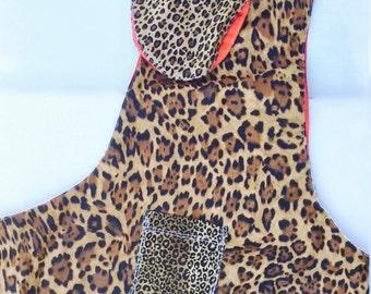 Cheetah Print Pet Carrier