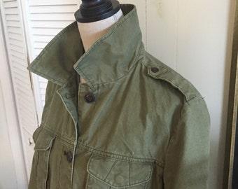 Women's  Cargo Military Jacket...Free Shipping