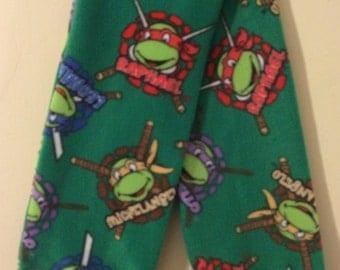 Ninja turtles Double Soft Fleece Scarf
