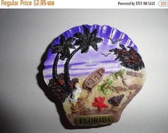 50% OFF Vintage Florida magnet stone