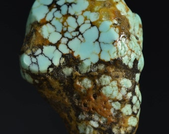 Turquoise rough from the Number Eight mine