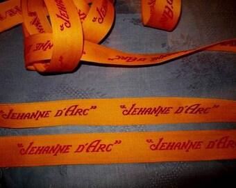 Ribbon old Joan of arc. Jehanne, 4 meters