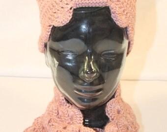 Cowl and headband set