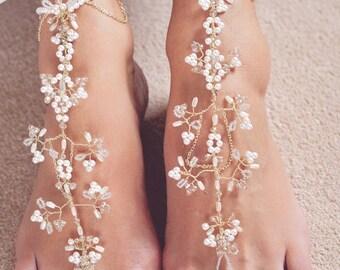 Amira barefoot sandals