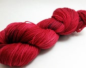 SALE 60% off Sailor Sock in Emergency Flare - 80/20 superwash merino/nylon fingering weight yarn