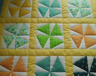 Baby Quilt for Boy (or girl)