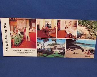Carmel-By-The-Sea Postcard 60s