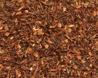 Organic  Tea -  Red Passion Rooibos-  Loose Leaf  - 50 g=1.8 oz Caffeine Free