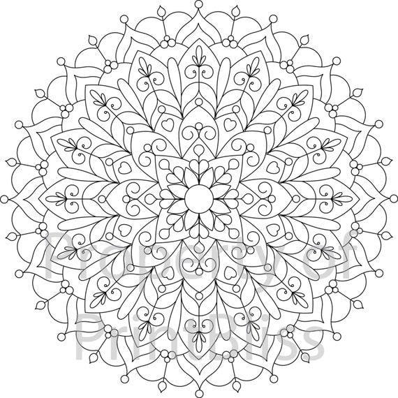 medium daisy flower coloring pages - photo#39