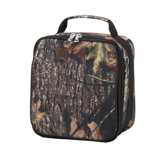 Boys Woods lunch bag backpack embroidered backpack