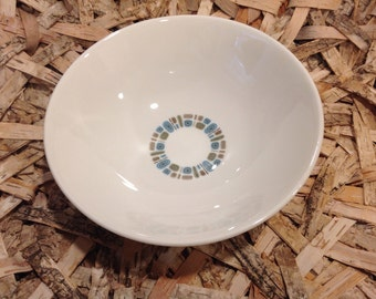 Canonsburg Temporama Pattern Vegtable/Serving Bowl