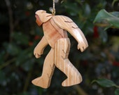 YETI ORNAMENT  Do you believe in Yeti's? Check our listing for Bigfoot Daddy & Bigfoot Mommy