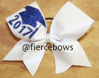 Senior Cheer Bow - Choose Your Year