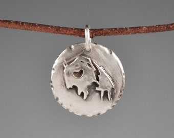 Bison-buffalo-charm-totem-talisman-spirit animal-power animal