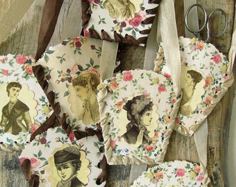 Old Style scissors case