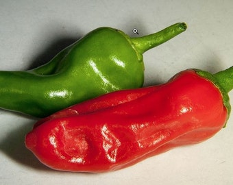 Friarello Pepper, Italian Heirloom gardening seeds