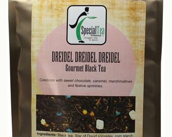 Dreidel Dreidel Dreidel, Black Tea, 20 Tea Bags