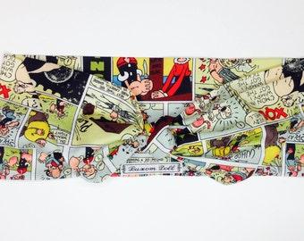 Popeye Rockabilly Bandana- PinUp - 1950s Inspired
