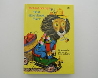 Richard Scarry's Best Storybook Ever.