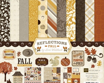 Echo Park Reflections Fall Collection Kit