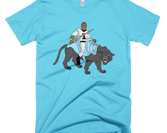 Cam Newton 'Master of the Universe' Graphic T-Shirt