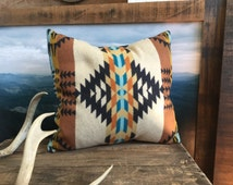 Unique Tribal Print Pillow Related Items Etsy