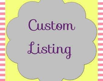 Custom king size rag quilt