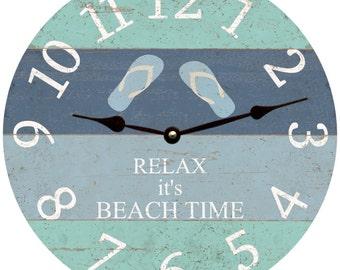 Flip Flop Clock