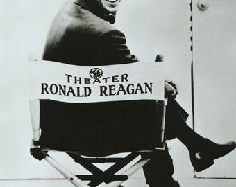Ronald Reagan and General Electric Theater, 1954