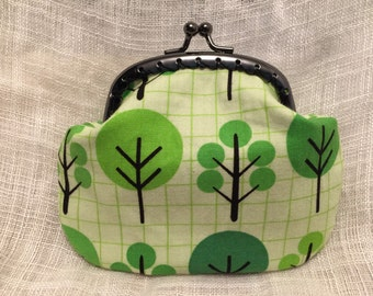 Trees Coin Purse