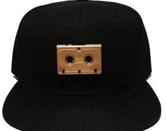 Golden Tape Snapback