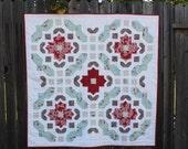 Aspen Glow DIGITAL pdf Quilt Pattern by Cora's Quilts (#1305)